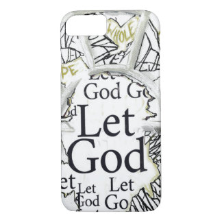 LET GOD iPhone 7-6s PHONE COVER
