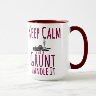 Let Grunt Handle It Mug