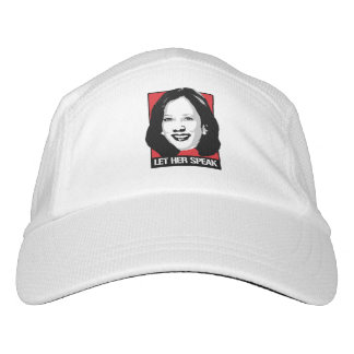 Let her Speak - Kamala Harris - Hat