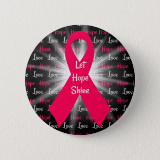 Let Hope & Love Shine Button