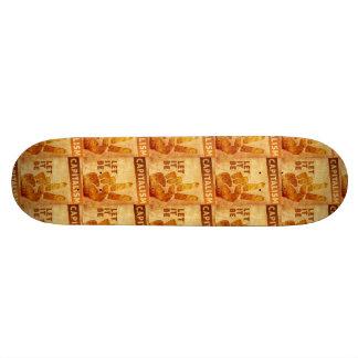 Let It Be Skateboard