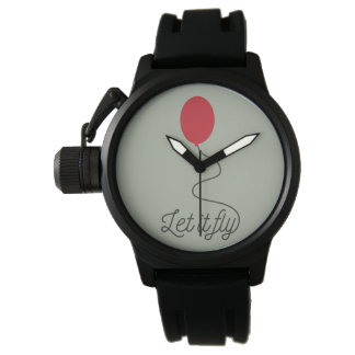 Let it fly balloon Ziw7l Watch