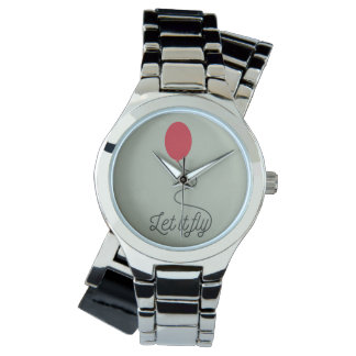 Let it fly balloon Ziw7l Watches