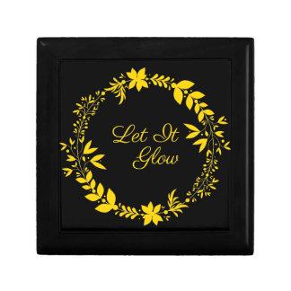 Let It Glow Gift Box