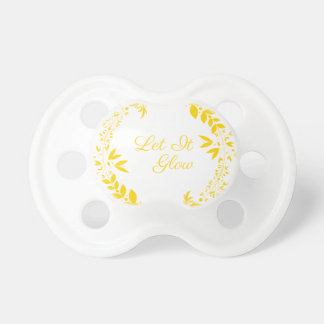 Let It Glow Pacifier