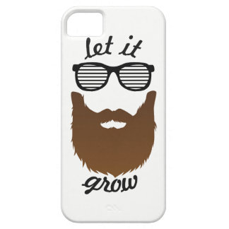 Let it grow case for the iPhone 5