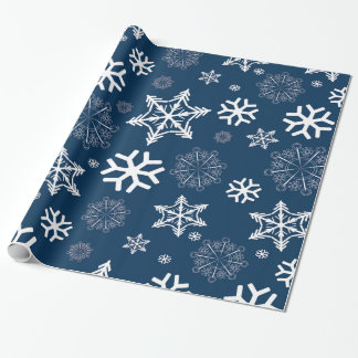 Let it Snow Gift Wrap