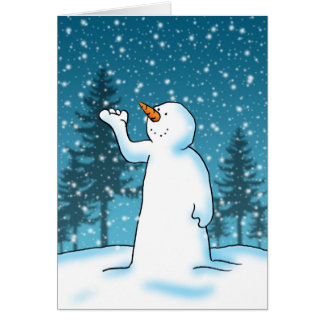 Let it Snow,Let it Snow,Let it Snow! Card