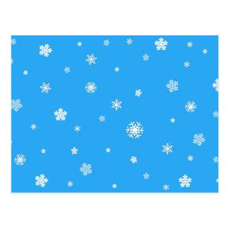 LET IT SNOW! LET IT SNOW! LET IT SNOW! POSTCARD