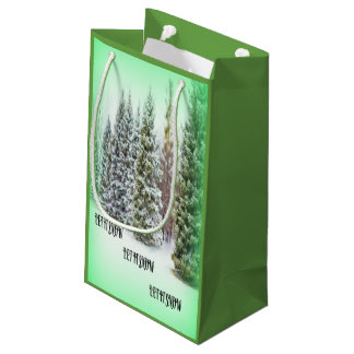 Let It Snow! Let It Snow! Let it Snow! Small Gift Bag