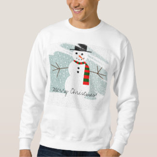LET IT SNOW, MAN! SWEATSHIRT