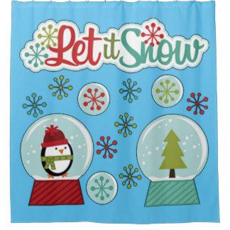 Let It Snow Penguin