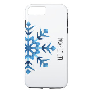 """Let It Snow"" Phone Case"