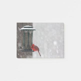 Let it Snow Post-It Notes