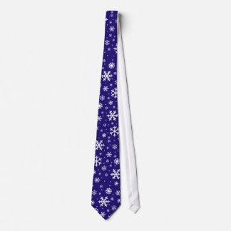 Let it snow tie