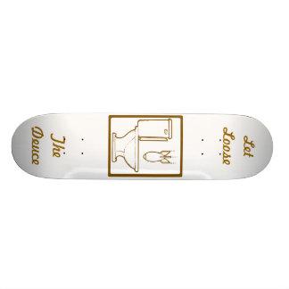 Let Loose the Deuce Skateboard Decks