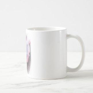 Let me hold your hand basic white mug