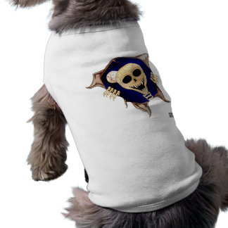 Let Me Out (Escaping Skeleton) Pet Clothes