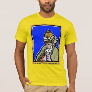 Let me Ruminate t-shirt by FacePrints