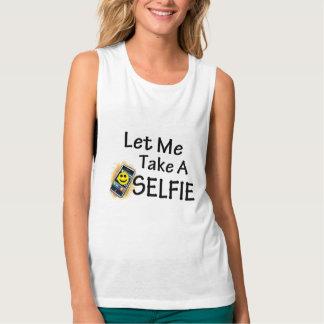 Let Me Take A Selfie Tank Top