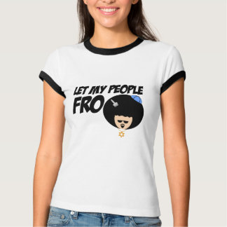 Let My People Go Tee Shirts
