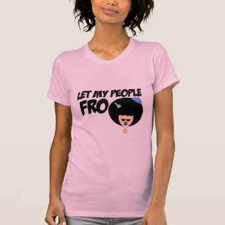 Let My People Go Shirts