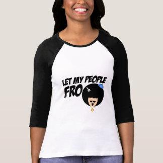 Let My People Go Tshirt