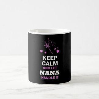 LET NANA HANDLE IT... COFFEE MUG