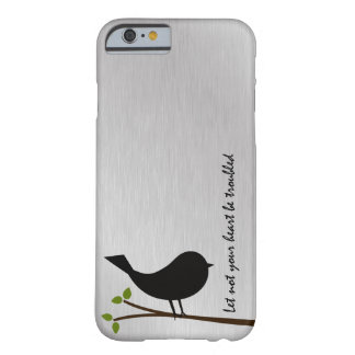 Let Not Your Heart be Troubled Bible Verse Barely There iPhone 6 Case