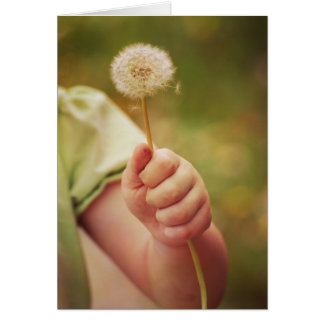 Let Peace Begin With Me Greeting Card