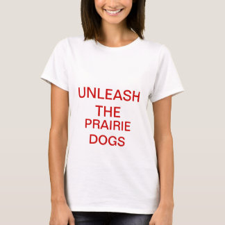 LET PEOPLE KNOW WHAT NEEDS TO BE DONE. T-Shirt