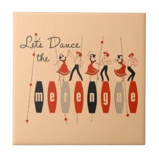Let s Dance the Merengue Tile