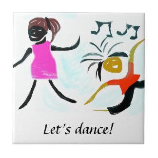 Let s Dance Tile