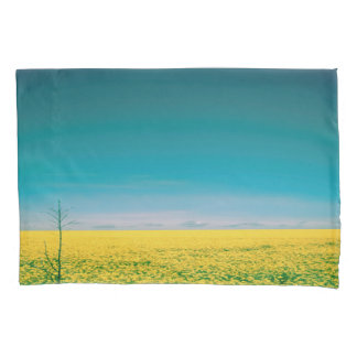 Let's go wait out in the fields pillowcase