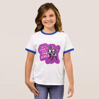 LET'S HEAR IT FOR THE GIRLS RINGER T-Shirt