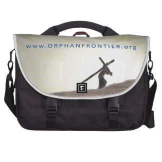 Let s Love One more Child Laptop Commuter Bag