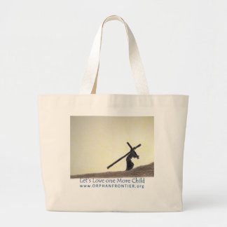 Let s Love One more Child Tote Bag