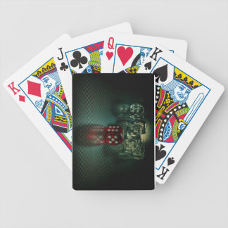 Let`s play (Dice) Bicycle Playing Cards