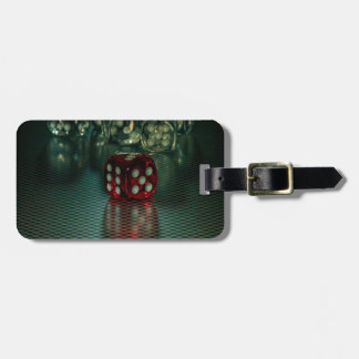 Let`s play (Dice) Luggage Tag
