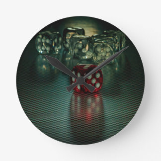 Let`s play (Dice) Round Clock