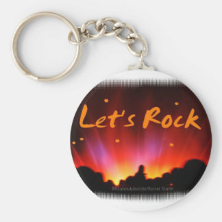 Let s Rock Schlüsselband