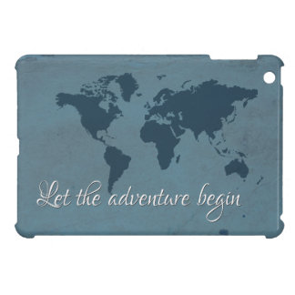 Let the adventure begin cover for the iPad mini