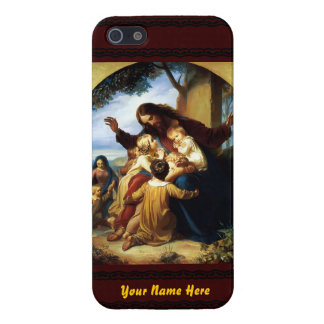 Let the Children Come to Me Case For The iPhone 5