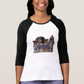 Let the dogs out! T-Shirt