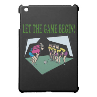 Let The Game Begin Case For The iPad Mini