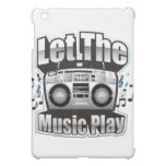 Let the Music PLay iPad Mini Cases