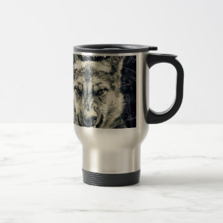 let the night shift beginart travel mug