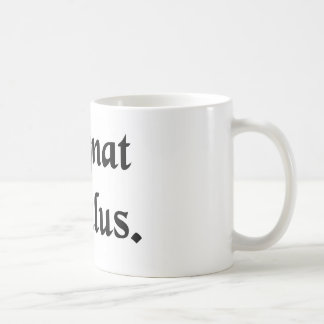 Let the People rule. Mug