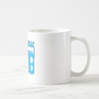 Let the Radio Play Coffee Mugs