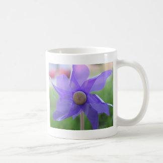Let the wind blow coffee mug